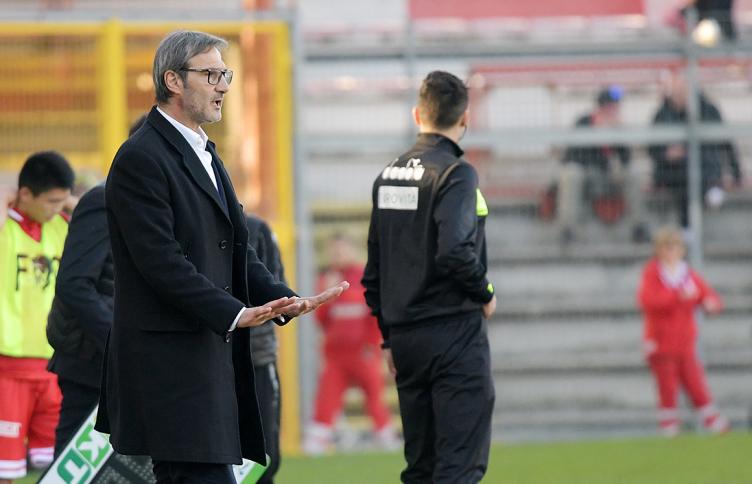 Gregucci, report con la squadra: seduta video con gli errori di Perugia - aSalerno.it