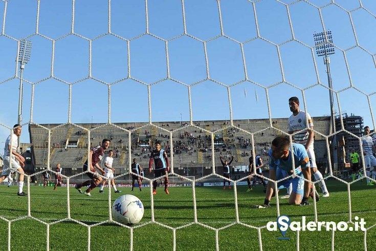 Spezia-Salernitana: formazione ufficiale - aSalerno.it