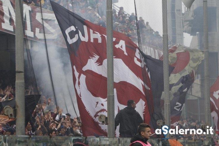 """""""Una Curva piena è un popolo intero"""" - aSalerno.it"""