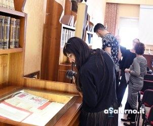 Salerno Archivio di Stato. Presentazione del volume Filiberto Menna, Cronache dagli anni Settanta