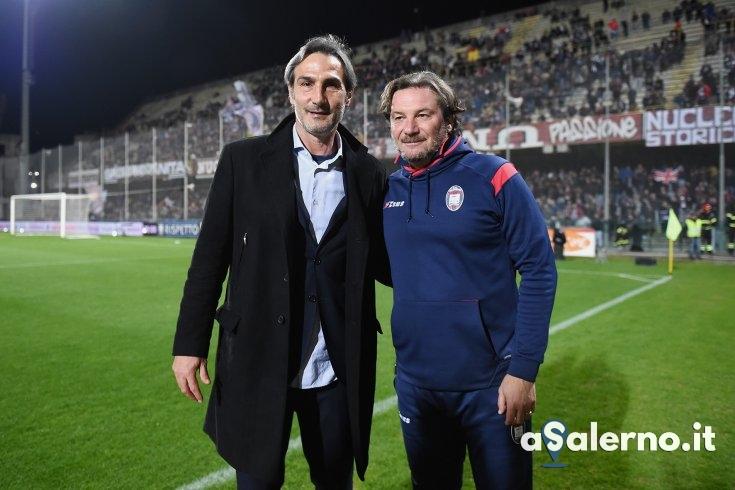 """Stroppa: """"Vittoria meritata, Salernitana? Fattore casa conta, pubblico importante"""" - aSalerno.it"""