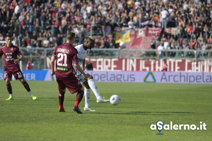Livorno-Salernitana: le pagelle - aSalerno.it