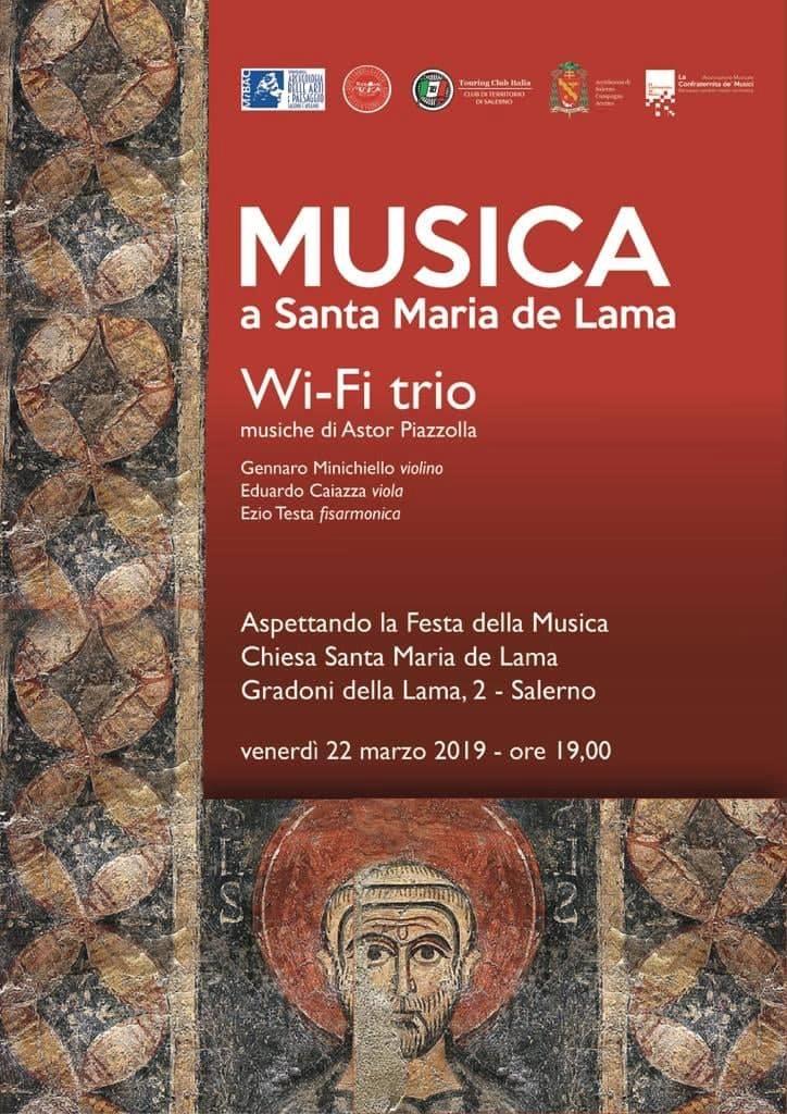 musica a santa maria de lama