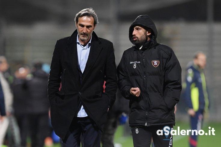 """Gregucci: """"Ho fatto bene anche con squadre scarsissime ma avevano una identità"""" - aSalerno.it"""