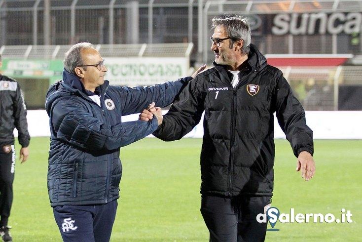 """""""Il gol della Salernitana è stato casuale"""" - aSalerno.it"""