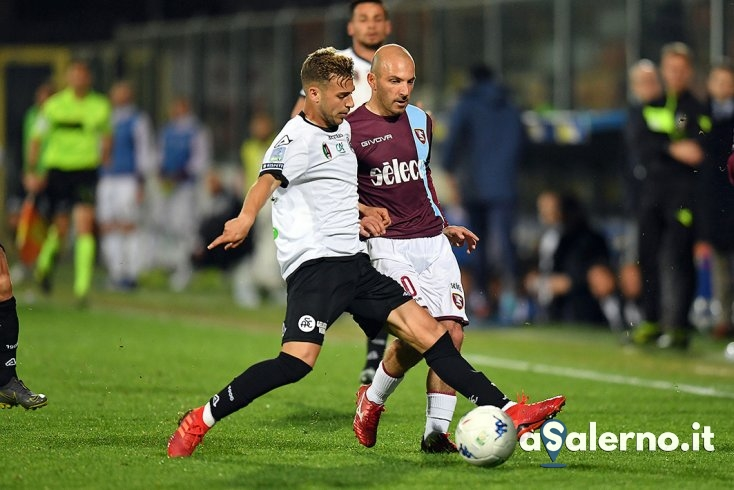 Spezia-Salernitana: le pagelle - aSalerno.it