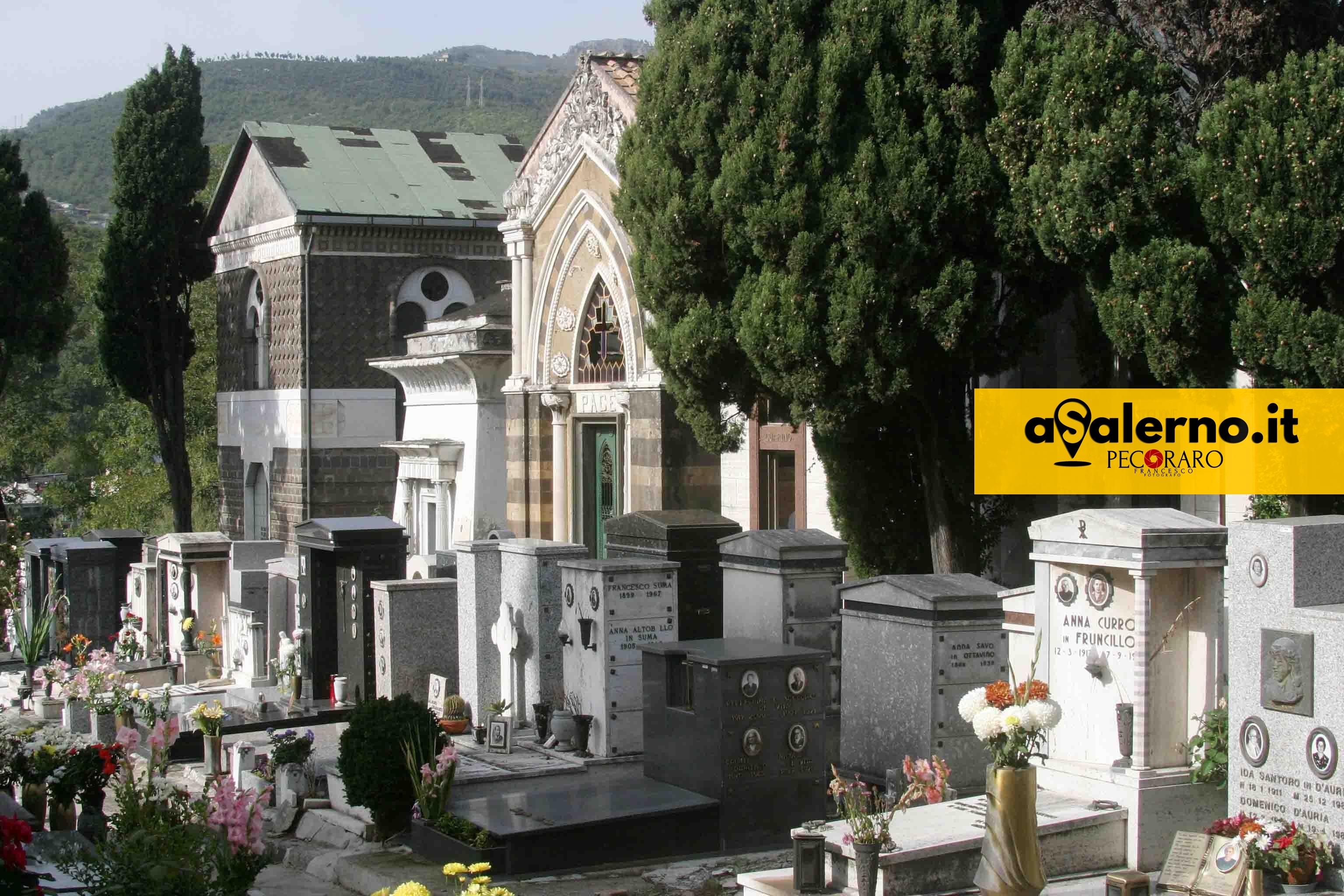 sal - cimitero salerno