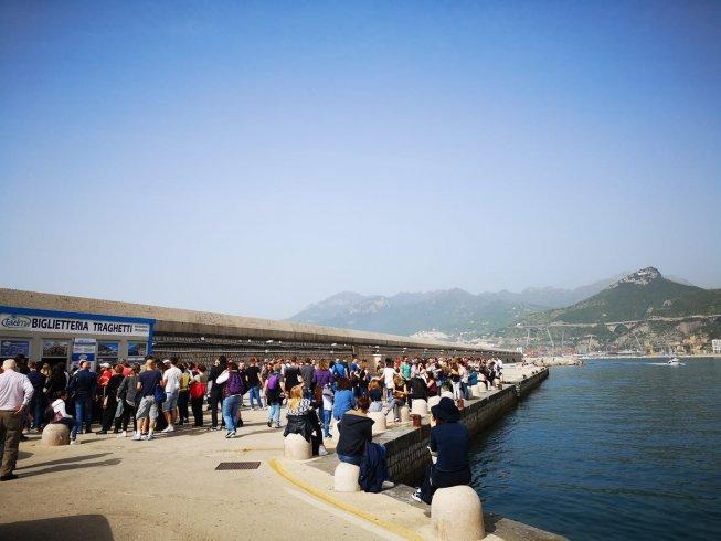 Salerno, i turisti ci sono ma le strutture no - aSalerno.it