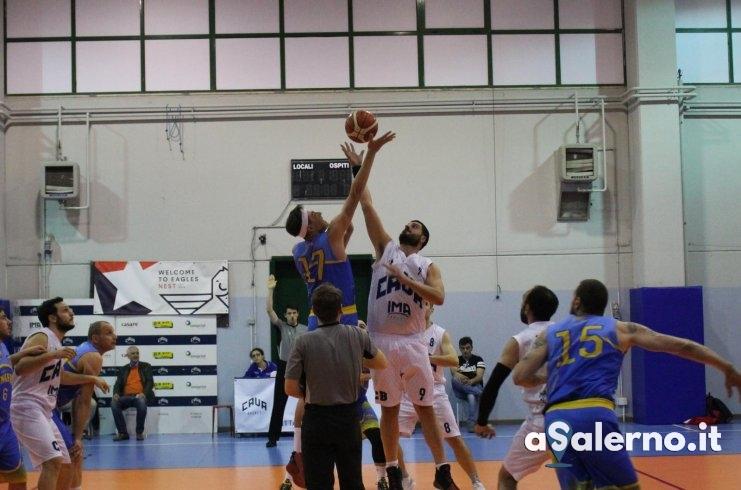Serie C Silver, playoff: gli Eagles si aggiudicano il primo round con Venafro - aSalerno.it