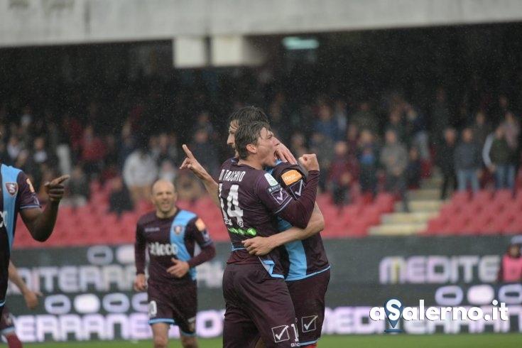Salernitana a pioggia sul Cittadella, 4 a 2 - aSalerno.it