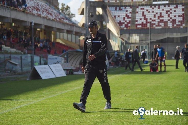 """Gregucci: """"Farò di tutto per salvare questa squadra"""" - aSalerno.it"""