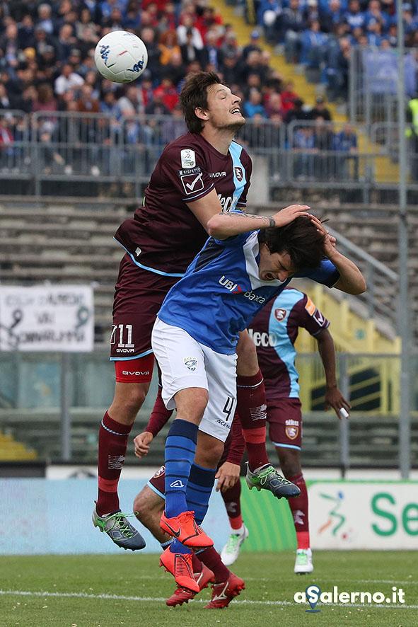 Calcio: Brescia - Salernitana
