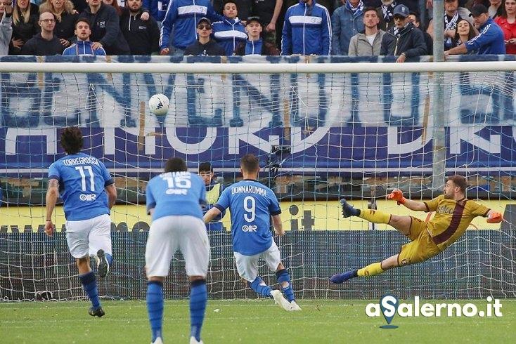"""Donnarumma:""""Porterò Salerno sempre nel mio cuore"""" - aSalerno.it"""