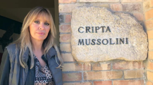 La foto di Alessandra Mussolini postata su Intagram.