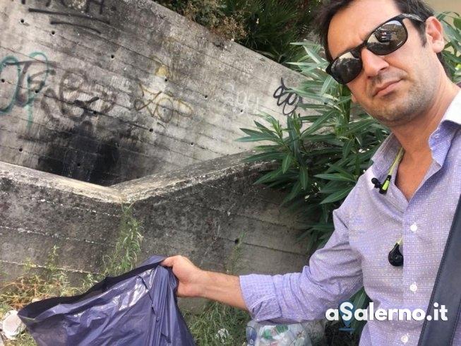 """M5S, Cammarano: """"Polla nuovo cimitero di ecoballe grazie al piano flop di De Luca"""" - aSalerno.it"""