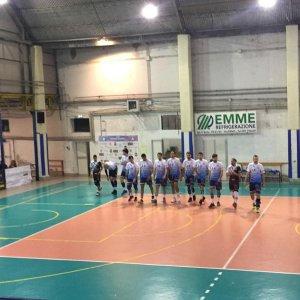 Indomita Salerno - Azzurra Volley