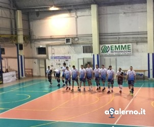 Indomita Salerno - Azzurra Volley