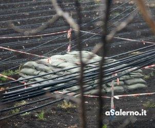 sal - 04 04 2019 Battipaglia ordigno bellico Foto FP reporter