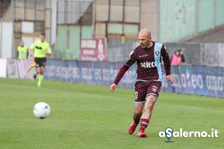 """Rosina:""""Per me 35 anni non sono tanti, proverò a rimanere a Salerno"""" - aSalerno.it"""