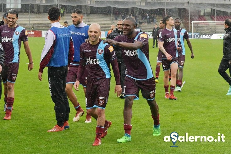 Salernitana-Carpi, formazione ufficiale: c'è Minala e non Rosina - aSalerno.it
