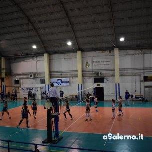 Salerno Guiscards vs Scintille Volley Cava 3