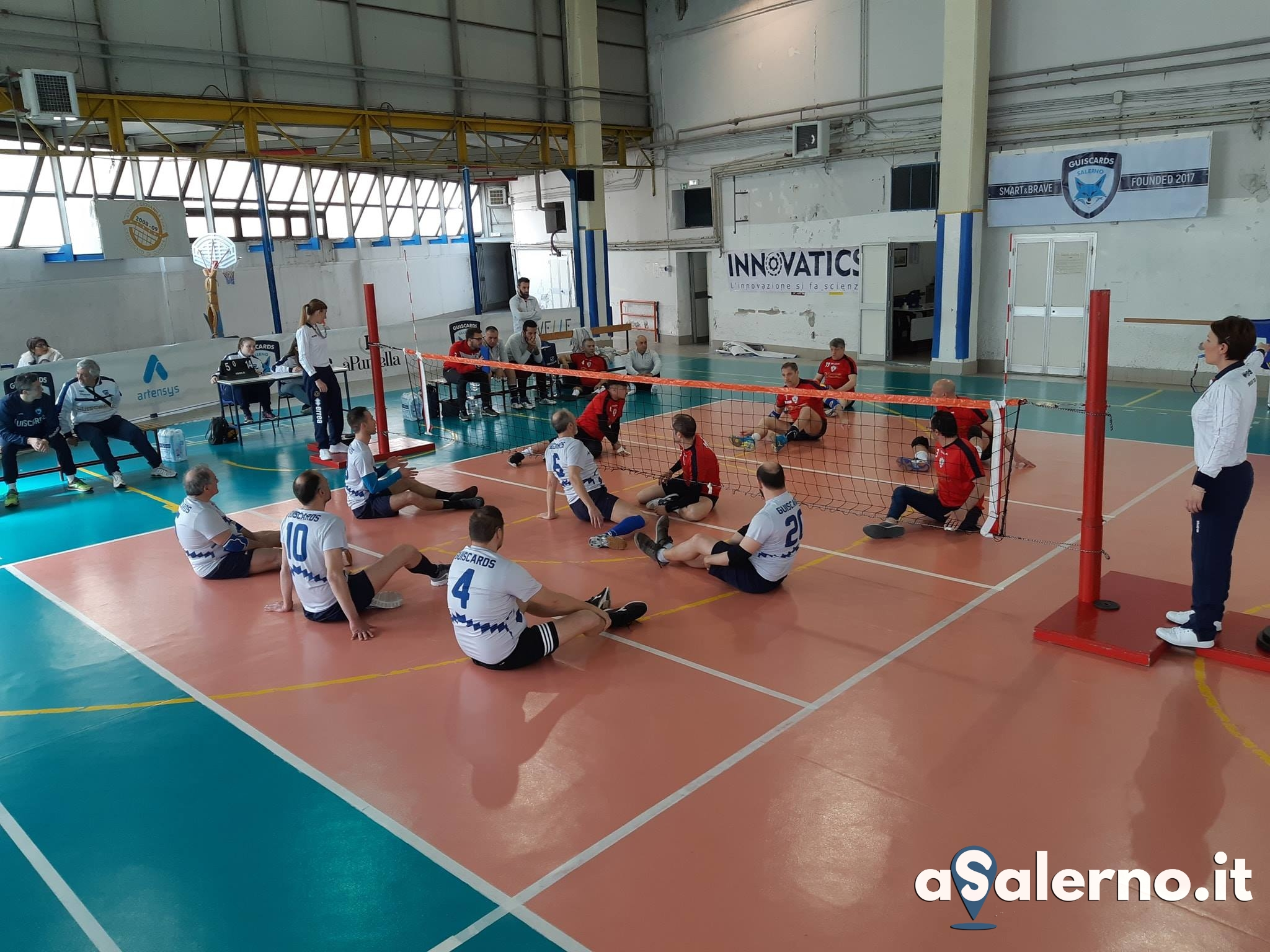 Sitting Volley 2