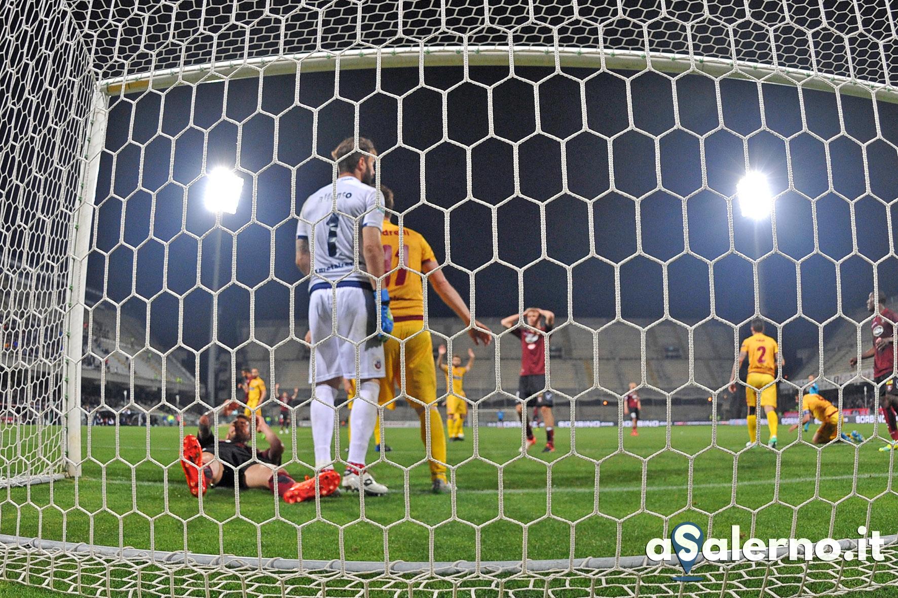 Salerno. Salernitana - Cittadella campionato serie B 2016/2017