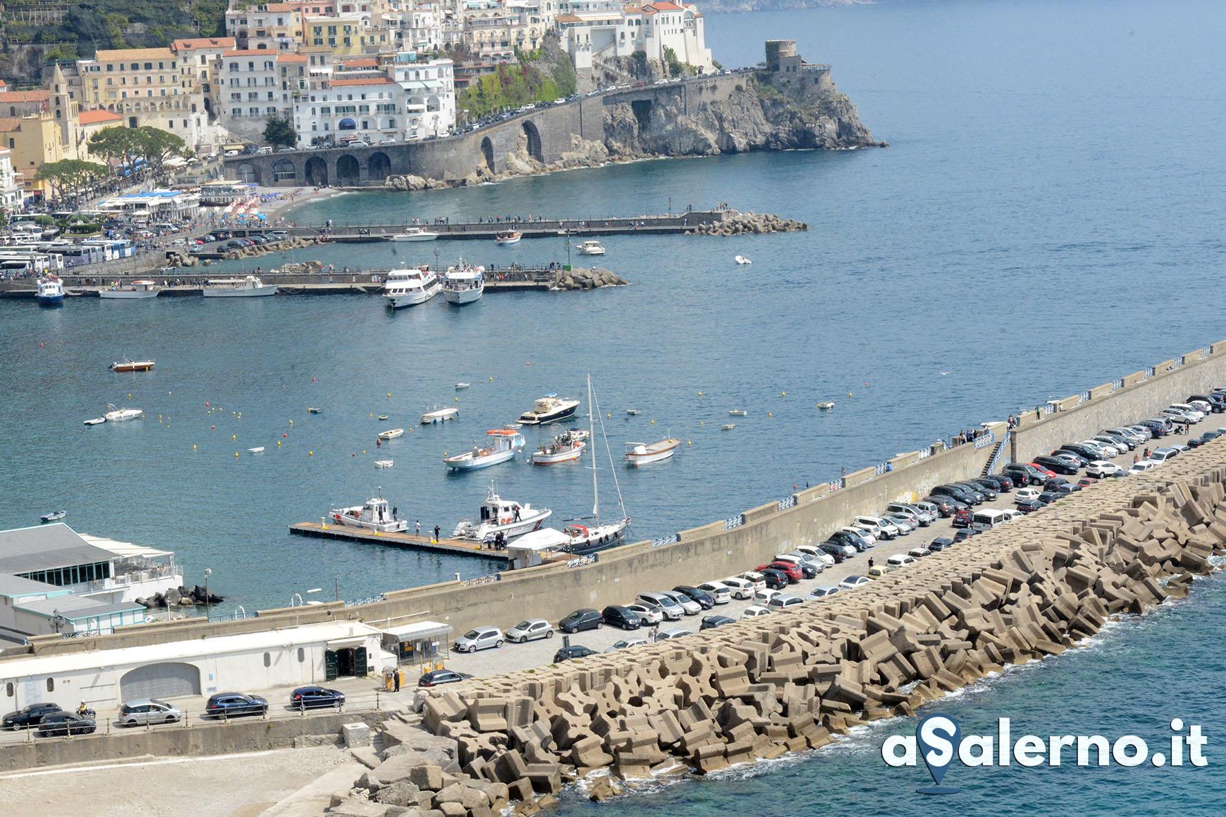 Amalfi. Arrivo di Gentiloni in Costiera Amalfitana