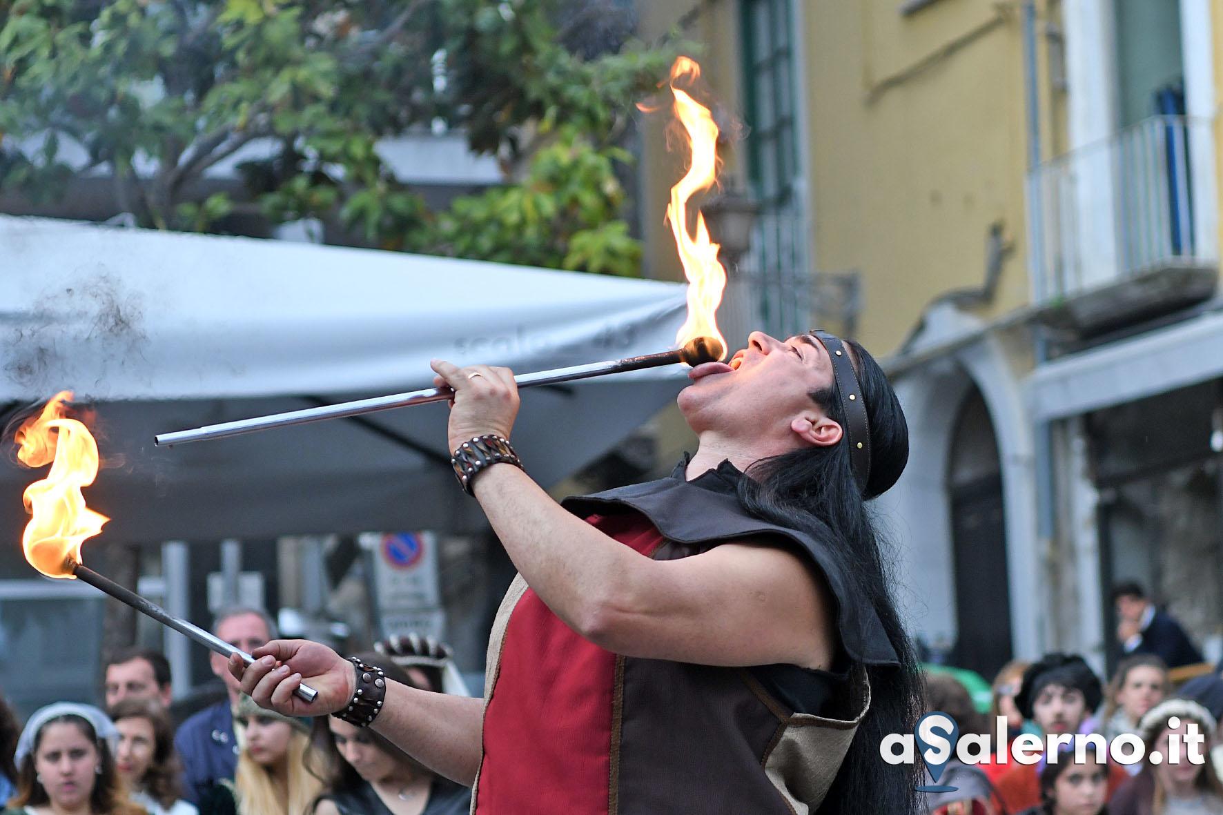 Salerno Fiera del crocifisso ritrovato