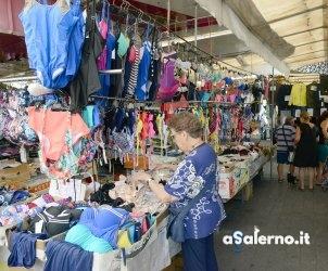 Salerno Mercato Rionale quartiere Carmine