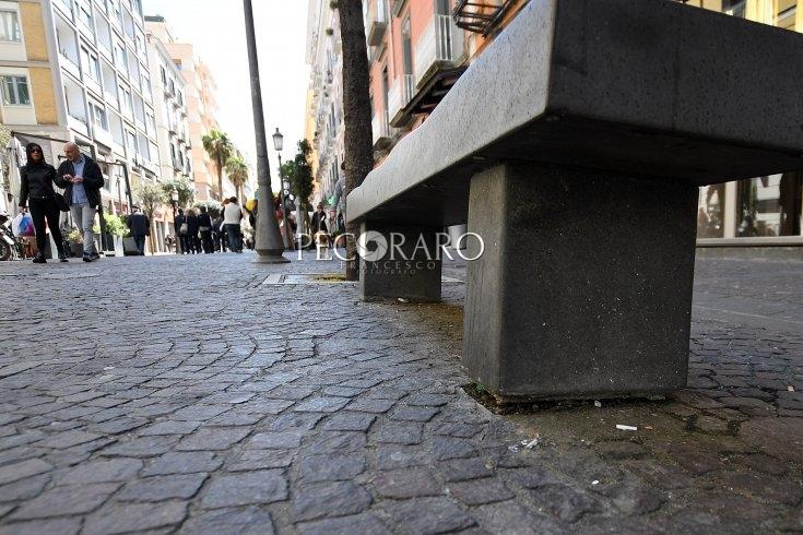 Ristrutturazione di Corso Vittorio Emanuele: assegnato l'appalto - aSalerno.it