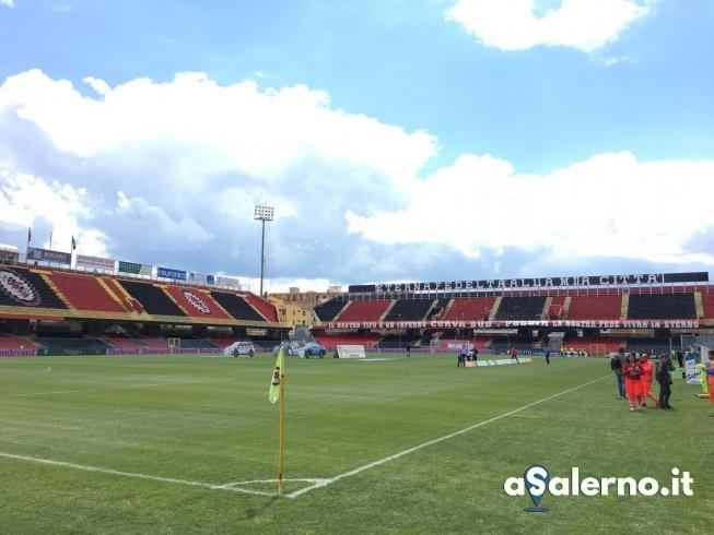 Foggia-Salernitana, formazione ufficiale: Greg cambia tutto - aSalerno.it