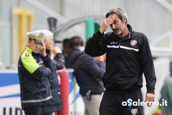 """Gregucci: """"Chiedo scusa ai tifosi"""" - aSalerno.it"""