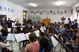 orchestra scuola media monterisi