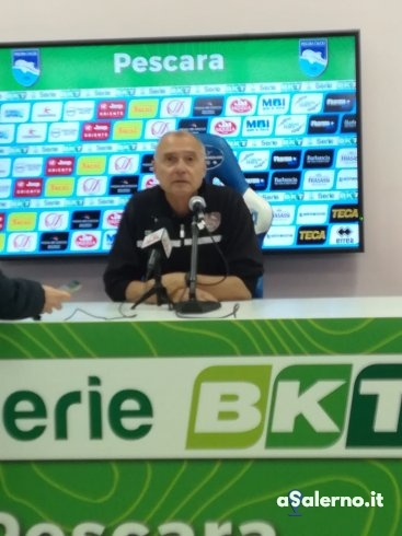 """Menichini: """"Il nostro campionato comincia adesso"""" - aSalerno.it"""