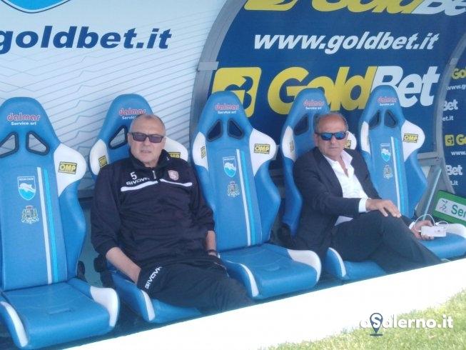 Pescara-Salernitana, formazione ufficiale: è 4-2-3-1 - aSalerno.it
