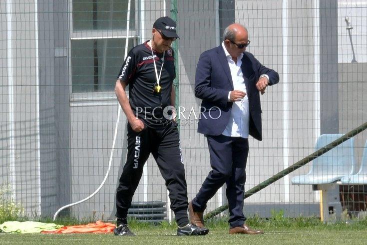 Futuro granata, vertice a Roma: Fabiani resta, in bilico Menico - aSalerno.it