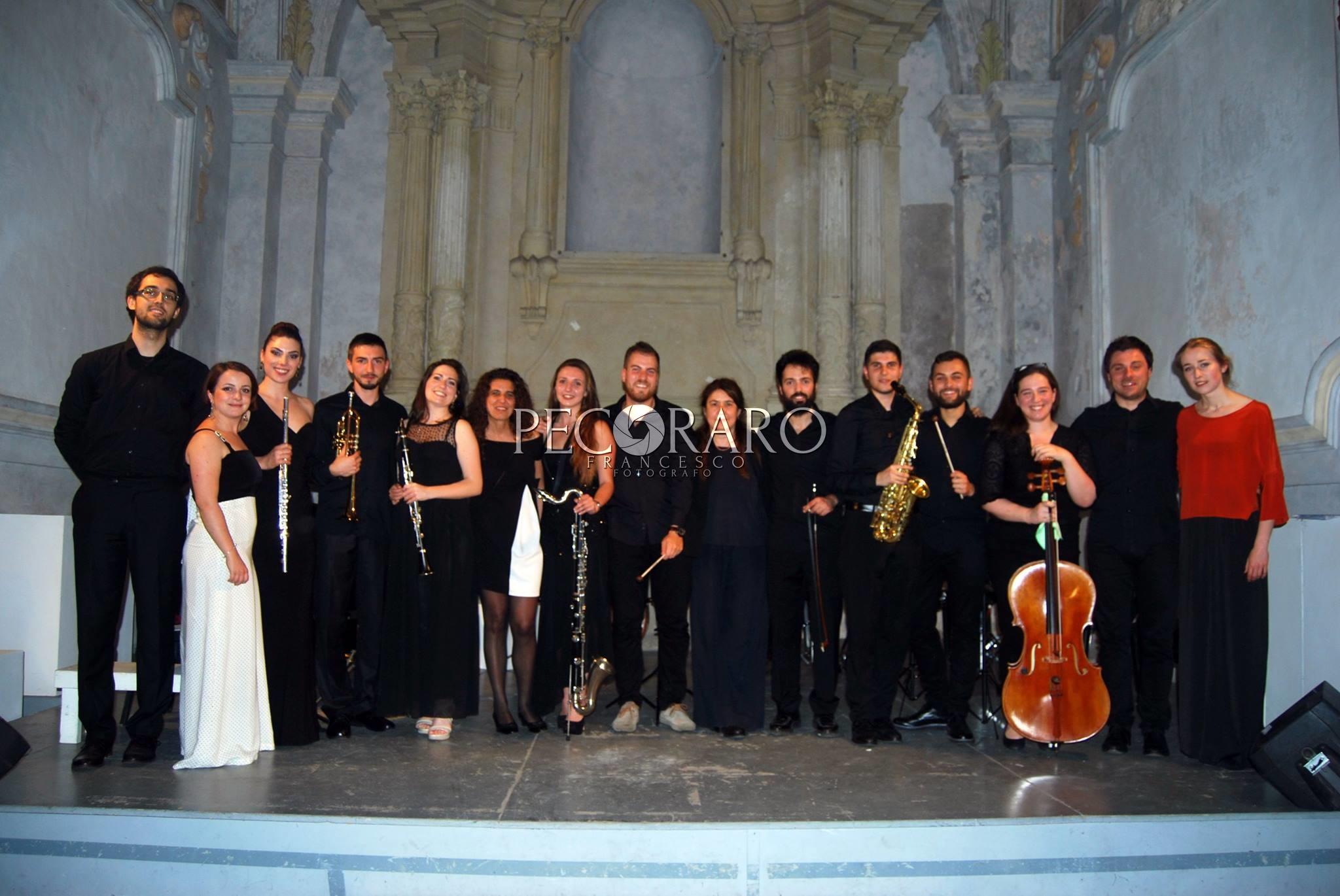 Ensemble al Festival Santa Apollonia