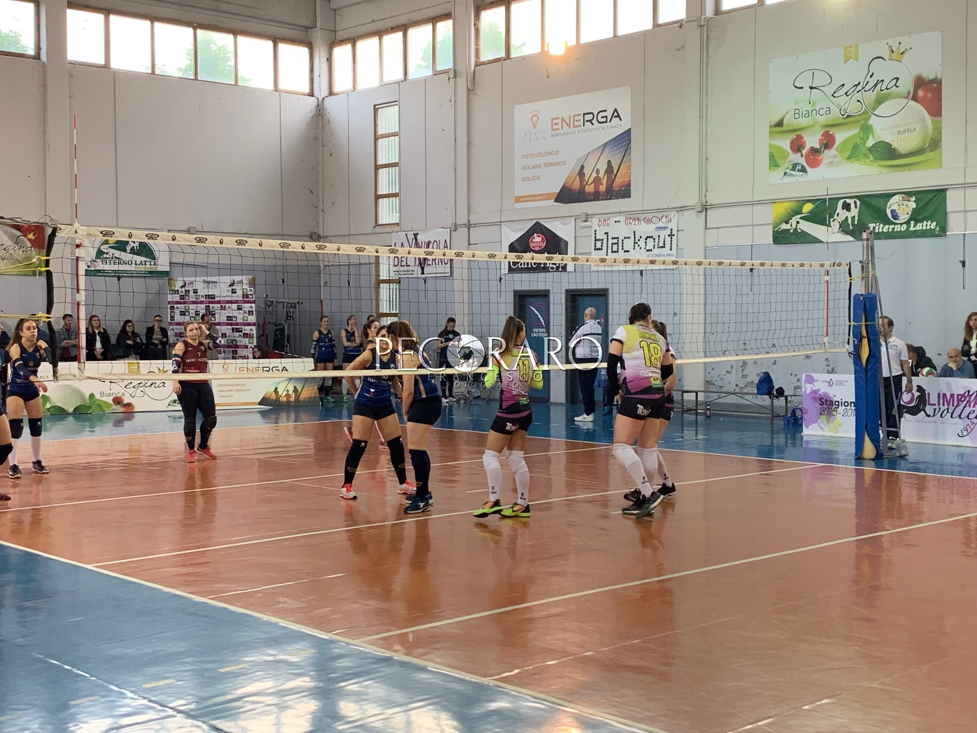 Olimpia Volley vs Salerno Guiscards 2