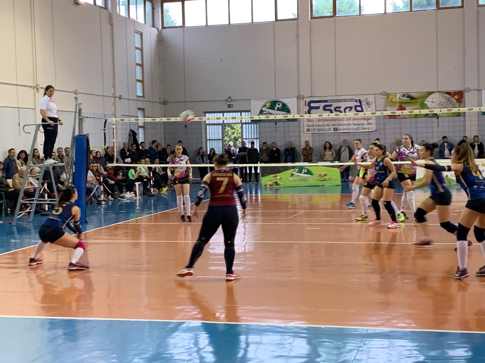 Olimpia Volley vs Salerno Guiscards 4