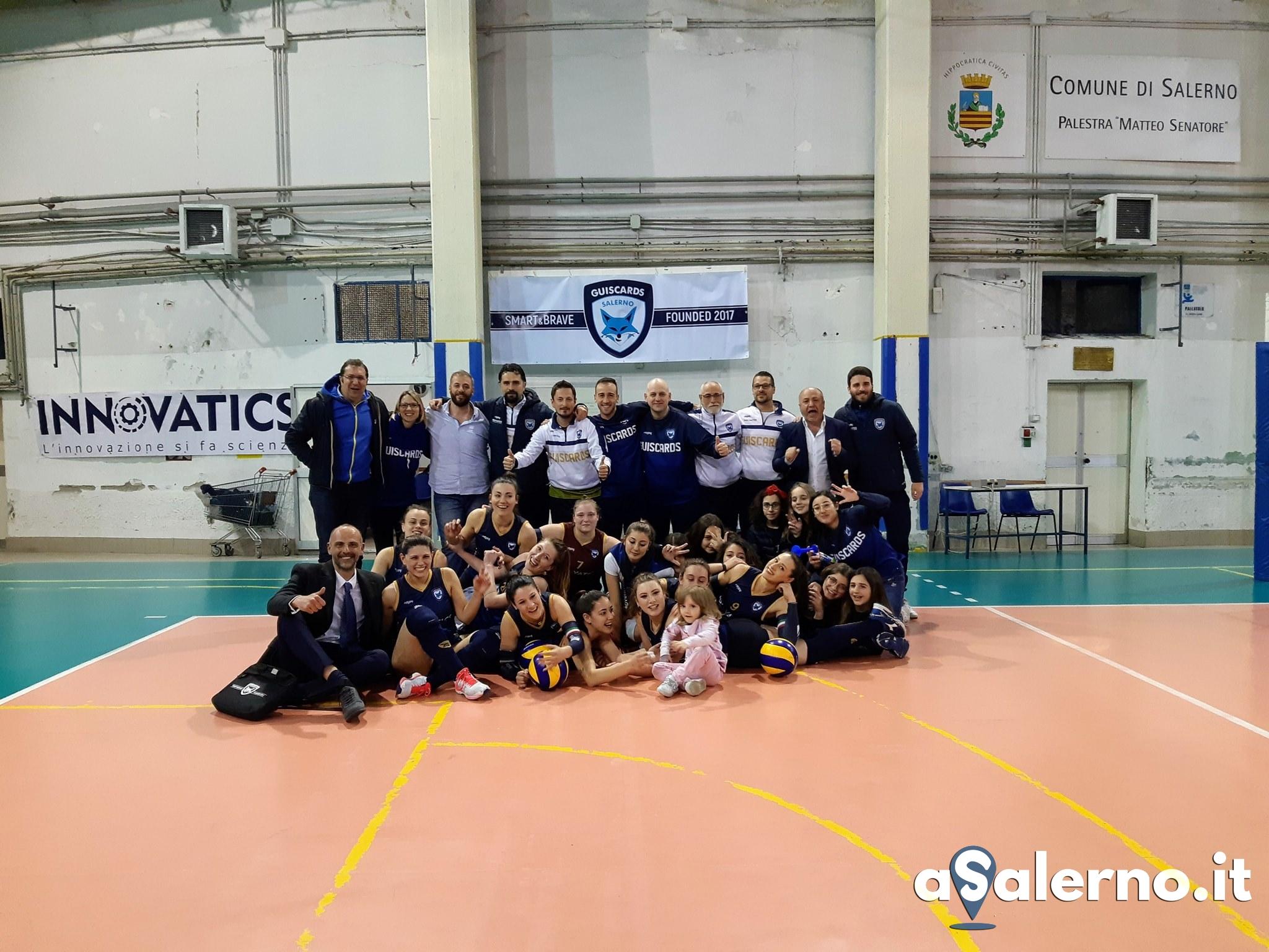 Salerno Guiscards vs Ottavima 1