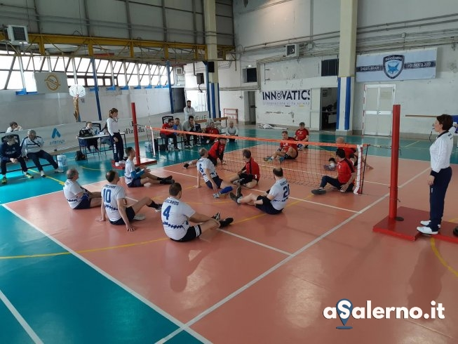 Polisportiva Salerno Guiscards, Sitting Volley di scena a Nocera Superiore - aSalerno.it