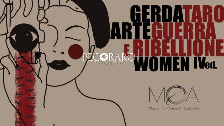 Il MOA di Eboli ospiterà Woman IV ed. Gerda Taro - aSalerno.it