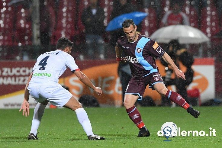 Salernitana, Calaiò da addio al calcio giocato - aSalerno.it