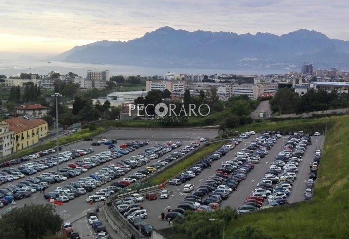 Odissea parcheggio al Ruggi - aSalerno.it