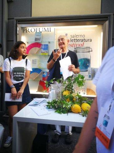 Salerno Letteratura: arriva Angelo Guglielmi, Ragnar Jonasson e tanti altri ospiti - aSalerno.it