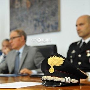SAL - 18 06 2019 Salerno Procura. Conferenza Arresti Campagna. Foto Tanopress