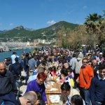 SAL - 01 06 2019 Salerno Lungomare Trieste. Festa del latte. Foto Tanopress