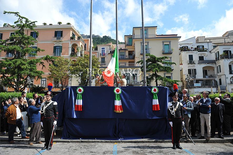 SAL - 02 06 2019 Salerno Pzza Amendola. Festa della Repubblica. Foto Tanopress