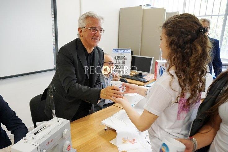 """Comune di Salerno e Provincia lavorano insieme per l'istituto scolastico """"Galilei – Di Palo"""" - aSalerno.it"""